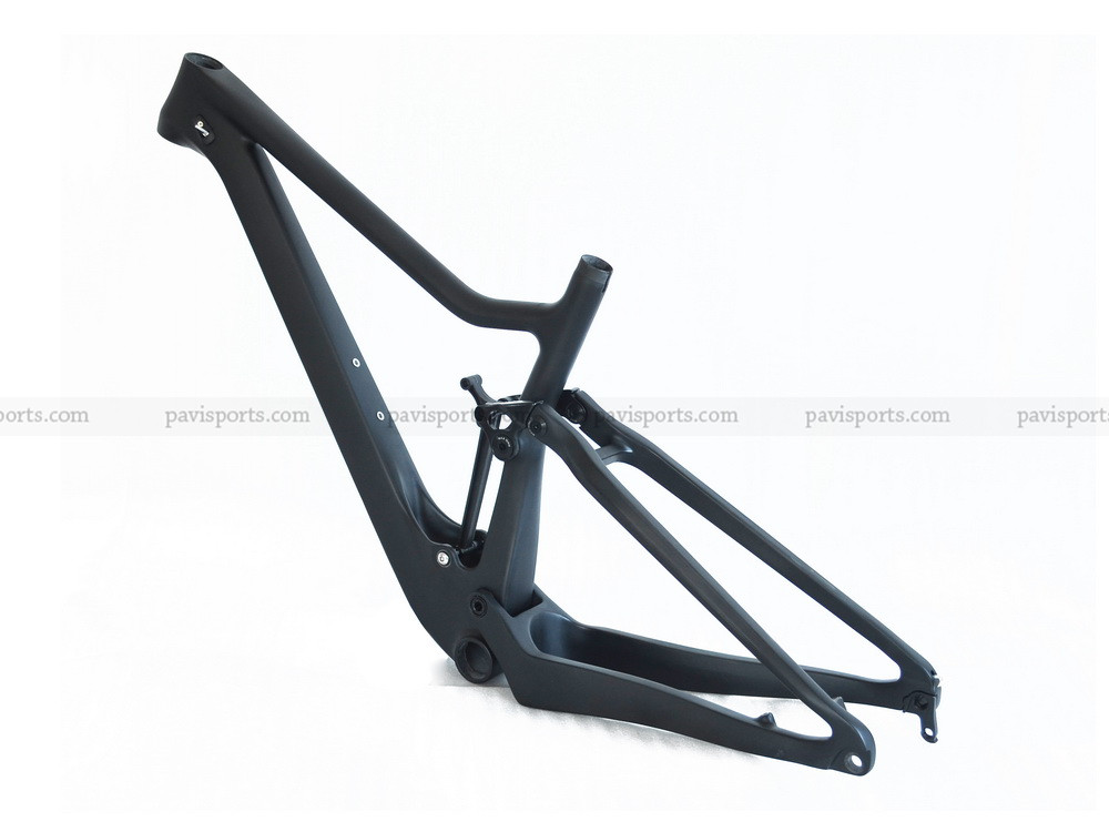 Carbon Fiber 29er Xc Full Suspension Mtb Frames Factory