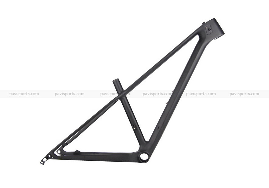 dbffb63815a0 29er Carbon Fiber Hardtail Mountain Bicycle Frame for Kids Women MTB ...